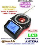 Laserowy Wykrywacz Podsłuchów, Kamer, GSM, Lokalizatorów GPS... w sklepie internetowym 24a-z.pl