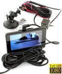 3w1!! Rejestrator Samochodowy FHD + Kamera Parkowania + Rejestrator Wnętrza/Wokół Pojazdu (12/24V). w sklepie internetowym 24a-z.pl