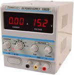Zasilacz serwisowy POWERLAB 1502D 0-15V, 0-2A LED w sklepie internetowym diolut.pl