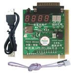 Karta Diagnostyczna P.O.S.T. PCI/ISA/LPT 6-digit ext. diplay w sklepie internetowym ELIPTOR
