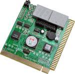 Karta Diagnostyczna P.O.S.T. PCI/ISA 4-digit w sklepie internetowym ELIPTOR