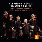 QUATUOR EBENE/MENAHEM PRESSLER - MENAHEM PRESSLER - THE 90th BIRTHDAY CELEBRATION - Album 2 p w sklepie internetowym eMarkt.pl