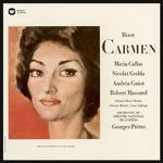 MARIA CALLAS/NICOLAI GEDDA/ROBERT MASSARD/PARIS OPERA ORCHESTRA/GEORGES PRETRE - BIZET: CARMEN - Album 3 p w sklepie internetowym eMarkt.pl