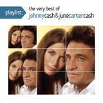 JOHNNY CASH - PLAYLIST: THE VERY BEST JOHNNY CASH AND JUNE CARTER CASH (CD) w sklepie internetowym eMarkt.pl