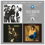 SUZI QUATRO - TRIPLE ALBUM COLLECTION - Album 3 p w sklepie internetowym eMarkt.pl