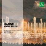 TON KOOPMAN - HANDEL: WATER MUSIC (CD) w sklepie internetowym eMarkt.pl