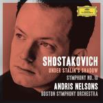 ANDRIS NELSONS - SHOSTAKOVICH UNDER STALIN'S SHADOW (CD) w sklepie internetowym eMarkt.pl