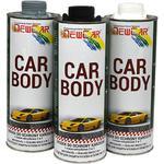 NewCar Środek ochrony karoserii + masa natryskowa 2 w 1 1kg. czarny Car Body w sklepie internetowym autolakiery24