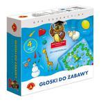 GŁOSKI DO ZABAWY GRA EDUKACYJNA ALEXANDER 3635 w sklepie internetowym Imperiumzabawek.pl