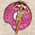 Okrągła mata plażowa/pareo. Round beach pareo mat P 381 w sklepie internetowym Royalline.pl