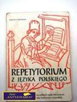 REPETYTORIUM Z JĘZYKA POLSKIEGO w sklepie internetowym Wieszcz.pl