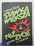 STAWKA WIĘKSZA NIŻ ŻYCIE - KURIERKA Z Londynu w sklepie internetowym Wieszcz.pl
