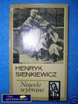 NOWELE WYBRANE - H.Sienkiewicz w sklepie internetowym Wieszcz.pl