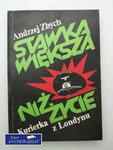 STAWKA WIĘKSZA NIŻ ŻYCIE KURIERKA Z LONDYNU w sklepie internetowym Wieszcz.pl