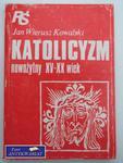 KATOLICYZM NOWOŻYTNY XV-XX WIEK w sklepie internetowym Wieszcz.pl