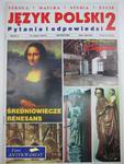 JĘZYK POLSKI 2 PYTANIA I ODPOWIEDZI w sklepie internetowym Wieszcz.pl