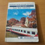 Rejonowy Rozkład Jazdy Pociągów 2000-2001 w sklepie internetowym Wieszcz.pl