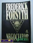 NEGOCJATOR- Frederick Forsyth w sklepie internetowym Wieszcz.pl