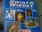 SEGREGATOR ŚWIAT WIEDZY NUMERY 179-190 w sklepie internetowym Wieszcz.pl