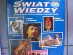 SEGREGATOR ŚWIAT WIEDZY NUMERY 196-215 w sklepie internetowym Wieszcz.pl