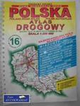 POLSKA ATLAS DROGOWY w sklepie internetowym Wieszcz.pl