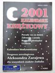 2001 KALENDARZ KSIĘŻYCOWY w sklepie internetowym Wieszcz.pl