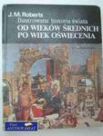 OD WIEKÓW ŚREDNICH PO WIEK OŚWIECENIA w sklepie internetowym Wieszcz.pl