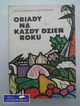 OBIADY NA KAŻDY DZIEŃ ROKU w sklepie internetowym Wieszcz.pl
