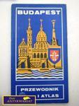 BUDAPESZT - PRZEWODNIK I ATLAS w sklepie internetowym Wieszcz.pl