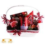Kosz Delikatesowy Boże Narodzenie w Szwajcarii w sklepie internetowym SmaczaJama.pl