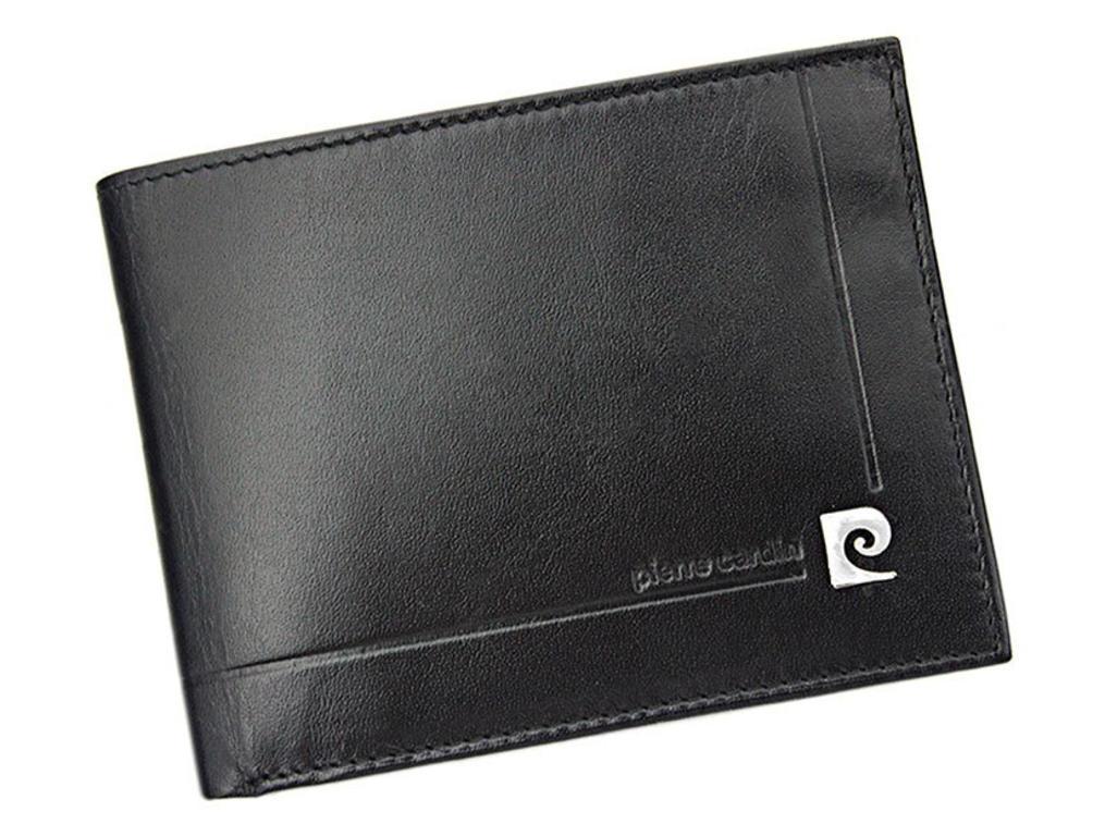 9c055af227a2d PIERRE CARDIN 910 skórzany portfel męski w sklepie internetowym Portfel.net.pl.  Powiększ zdjęcie