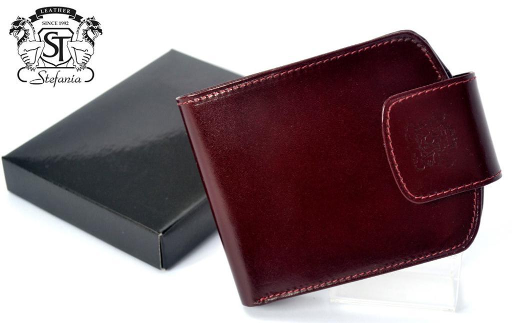 719c7797d3a28 STEFANIA 012-T skórzany portfel damski w sklepie internetowym Portfel.net.pl.  Powiększ zdjęcie