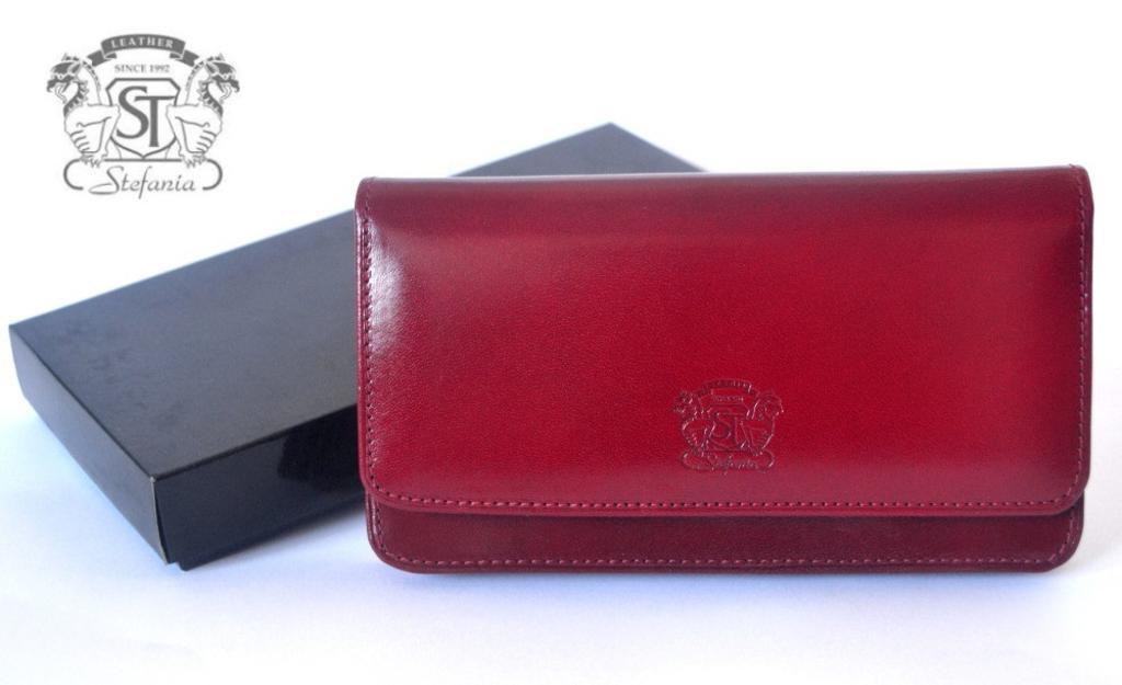 99a4e0de1302d STEFANIA 18/1 skórzany portfel damski w sklepie internetowym Portfel.net.pl.  Powiększ zdjęcie