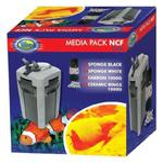 Aqua Nova Zestaw Wkładów Ncf-2000 Wkłady Filtracyjne w sklepie internetowym Wodna Kraina