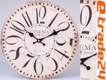 Zegar CINEMA 33cm - Zegary Retro do Kuchni, Salonu w sklepie internetowym e-trade24.pl