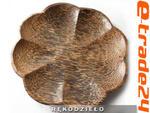 Patera MISA Drewno Kokosowe 20cm Kwiat Orient w sklepie internetowym e-trade24.pl