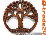 Rzeźba z Drewna DRZEWO ŻYCIA Ornament śr. 25cm w sklepie internetowym e-trade24.pl