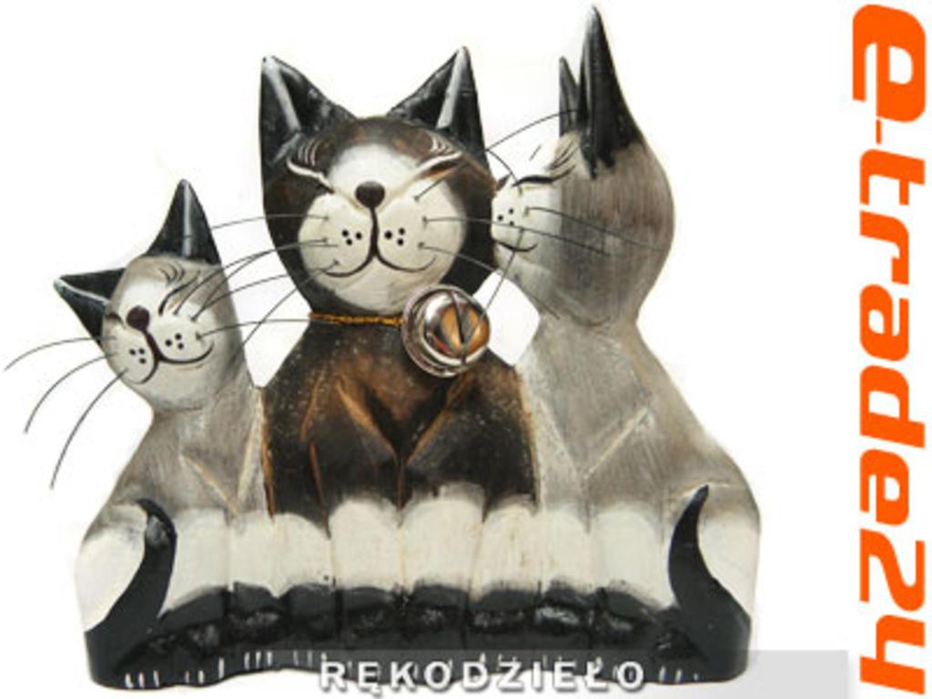 Oryginał figurki kotów - najtańsze sklepy internetowe RQ06