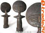 Oryginalna Rzeźba Drewniana Figurka Aszanti Afryka w sklepie internetowym e-trade24.pl