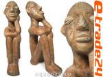 RZEŹBA Sztuka Afryki Figurka Człowiek AFRYKA Rekodzieło w sklepie internetowym e-trade24.pl