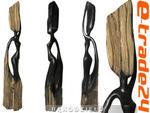 RZEŹBA Drewno Heban z Afryki KOBIETA 48cm - Rękodzieło w sklepie internetowym e-trade24.pl