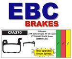 EBC KLOCKI HAMULCOWE ROWEROWE (Shimano XTR 03-07 / Shimano Saint / Deore LX 05-07 / XT 04-07) CFA370 w sklepie internetowym www.motoakcesoria.com