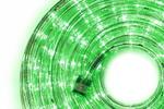 Wąż świetlny 10m LED zielony - Węże ledowe - Lampki choinkowe w sklepie internetowym TwojPasaz.pl