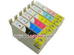 .T0807 tusze do Epson (6 szt., BT) tusze Epson R265, Epson R285, Epson R360, Epson RX560, Epson RX585, Epson PX700W, Epson RX685, Epson P50 w sklepie internetowym Kupuj-tanio.com