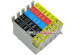 tusze T0715 / T0895 do Epson (5 szt. Unink) tusze do Epson SX218 SX215 SX100 SX105 SX115 SX405 SX415 DX4450 w sklepie internetowym Kupuj-tanio.com