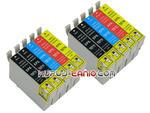 tusze T0716 / T0896 do Epsona (10 szt. Unink) tusze do Epson SX218 SX215 SX100 SX105 SX115 SX405 SX415 DX4450 w sklepie internetowym Kupuj-tanio.com