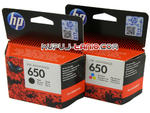 HP 650 Black + Color oryginalne tusze do HP Deskjet Ink Advantage 2515, HP Deskjet Ink Advantage 1515, HP Deskjet Ink Advantage 3545 w sklepie internetowym Kupuj-tanio.com