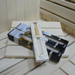 Klepsydra do sauny - Osika - Sawo - 550A Klepsydra - Osika - Sawo - 550A w sklepie internetowym Sauna-serwis.pl