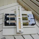 Klepsydra do sauny - Osika - Sawo - 553A Klepsydra - Osika - Sawo - 553A w sklepie internetowym Sauna-serwis.pl