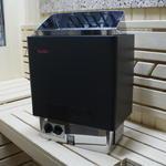 Piec do sauny Helo Cup 45 STJ - wbudowany sterownik Cup 45 STJ - wbudowany sterownik, kolor grafitowy w sklepie internetowym Sauna-serwis.pl